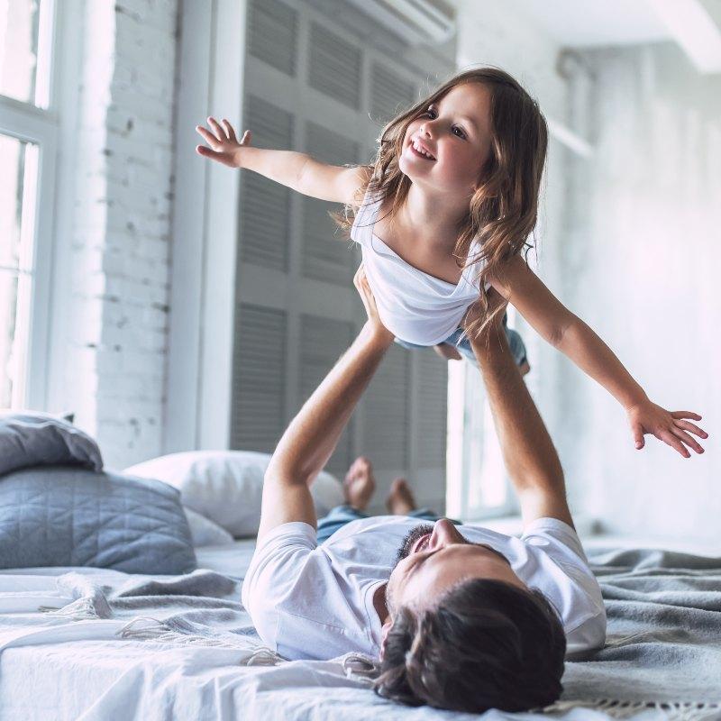 Algunos juegos en familia para hacer con tus hijos