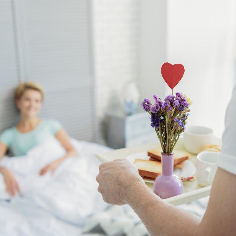 Ideas de preparaciones para sorprender en amor y amistad