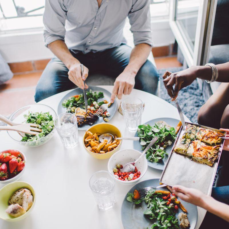 Comidas especiales: 4 ideas para compartir con tu familia