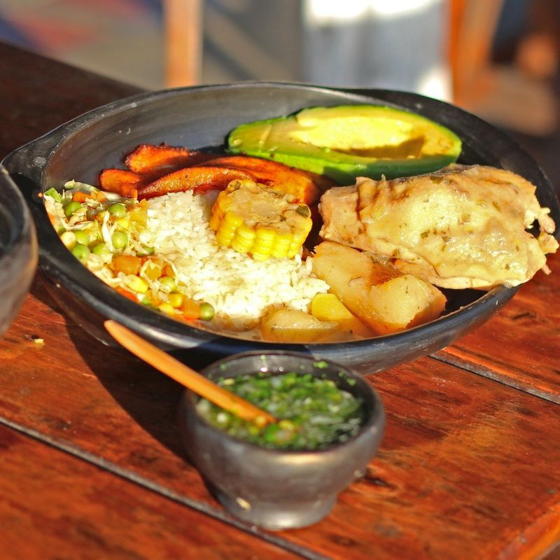 Costumbres de la región Caribe en su gastronomía