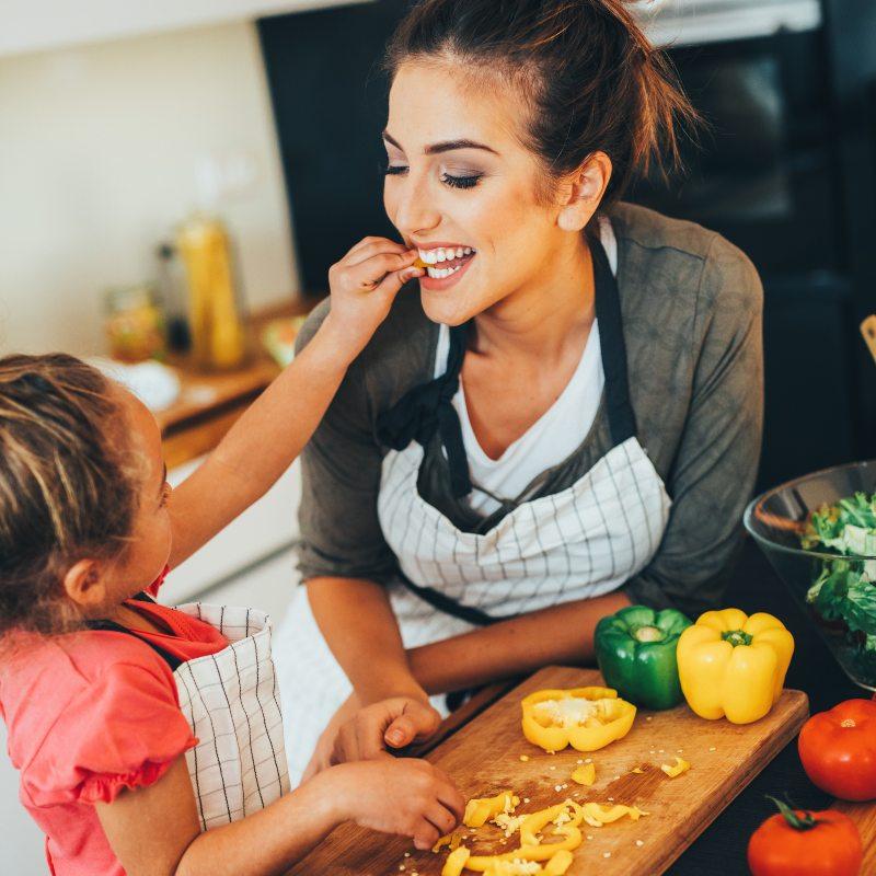 Beneficios de los productos naturales en la dieta de tus hijos