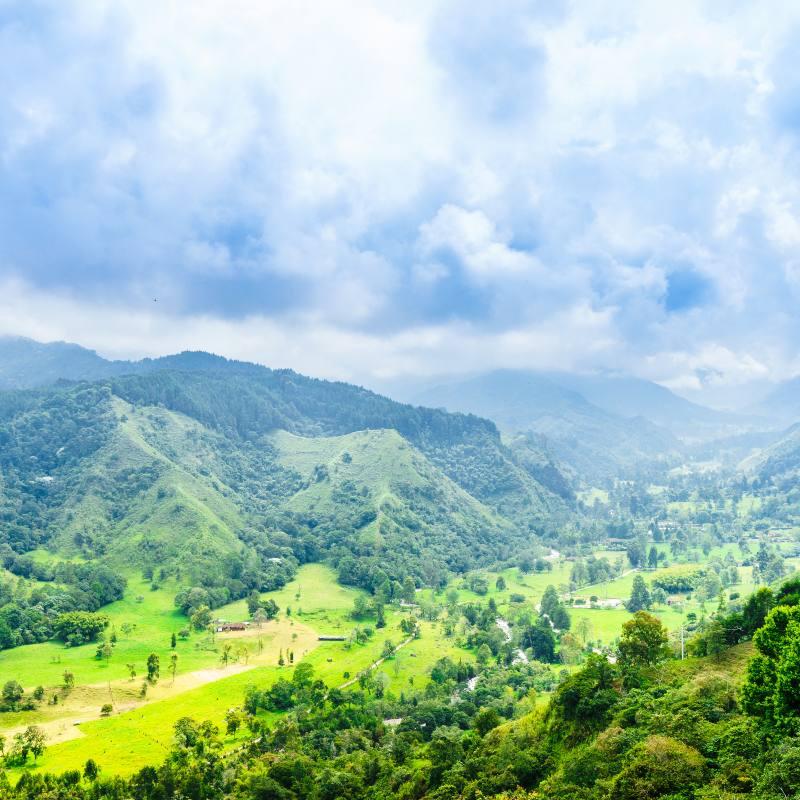 Costumbres de la región andina y sus platos típicos