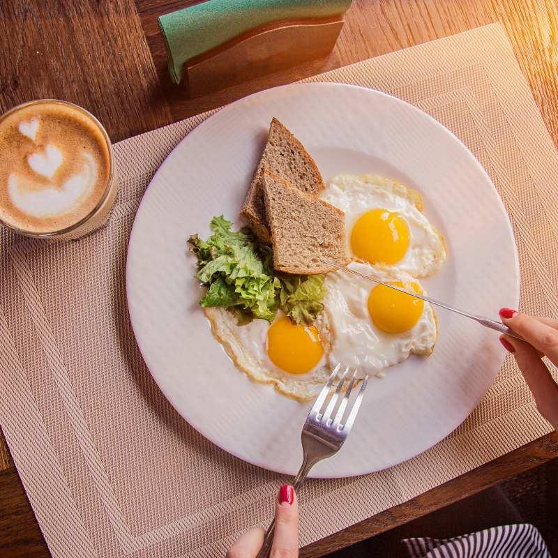 Desayunos con huevo: 5 ideas diferentes para probar