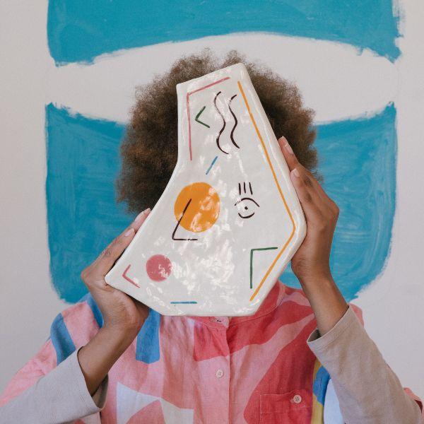 Desarrolla la expresión artística de tus hijos.