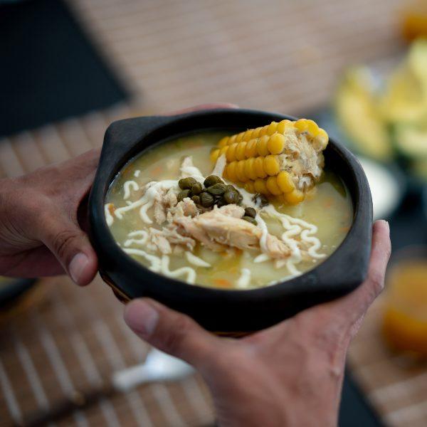 Conoce 5 platos típicos de Bogotá.