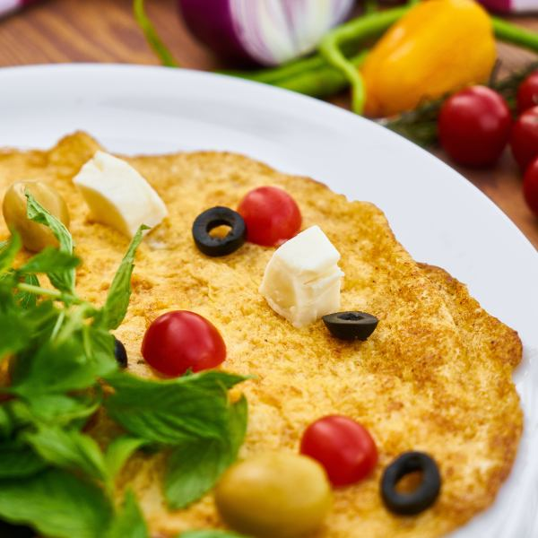 Comida saludable para niños: Tortilla de avena y plátano